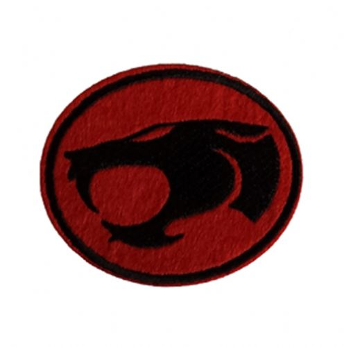 Thundercats Iron / Sew On Embroidered Patch
